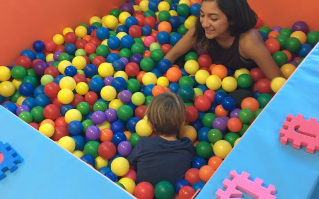 Ball Pool for Pediatric OT Services