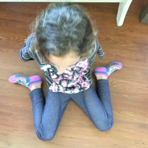 W Sitting Position