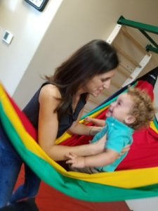 Sensorimotor for toddlers class