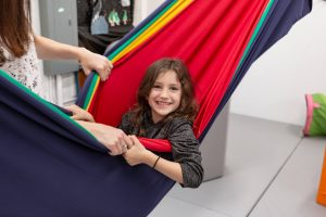 Therapy lycra swing
